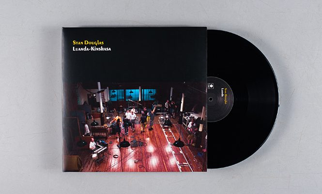 Stan Douglas&#8217; jazz-funk jam <em>Luanda-Kinshasa</em> released on vinyl