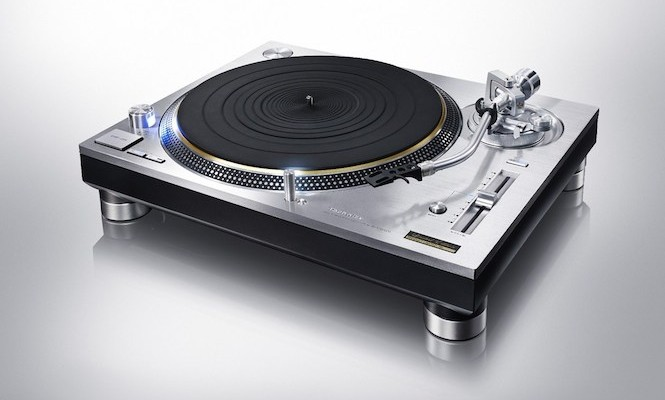The new Technics SL-1200G turntable will go on sale this month