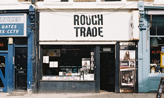Rough Trade to open Paris store