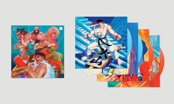<em>Street Fighter II</em> soundtrack gets deluxe re-press