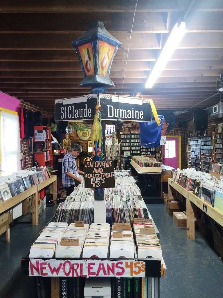 New orleans virgin records