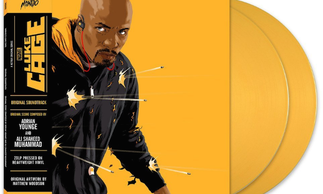Adrian Younge, Ali Shaheed Muhammad's <em>Luke Cage</em> soundtrack drops on vinyl