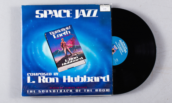 How L. Ron Hubbard made the craziest jazz record <em>ever</em>
