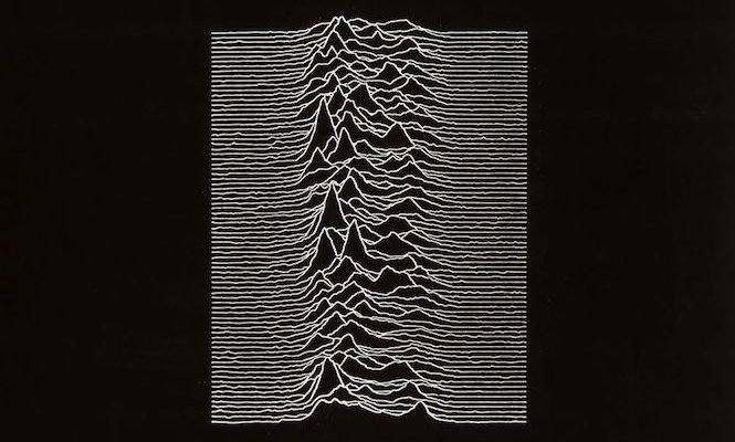 Create Your Own Joy Division Unknown Pleasures Cover