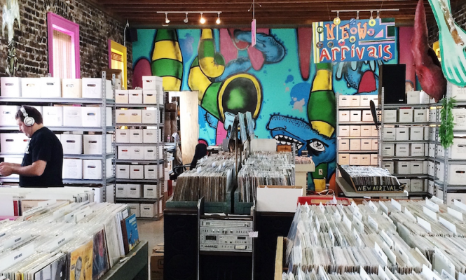 The definitive guide to New Orleans' best record shops