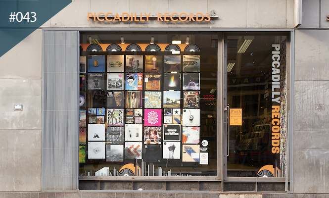 The world's best record shops #043: Piccadilly Records, Manchester