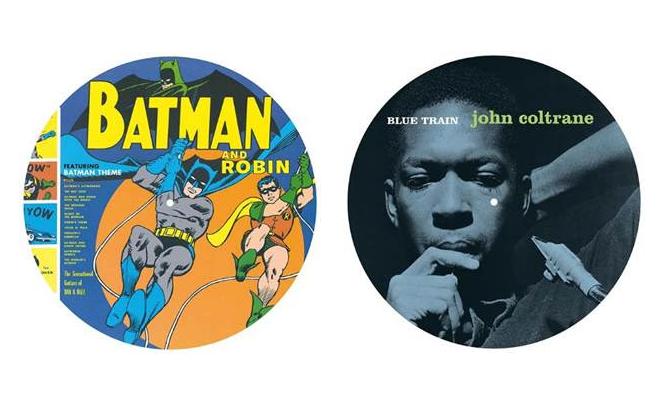 Sun Ra, John Coltrane and more to get picture disc vinyl reissues