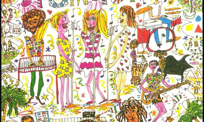 Tom Tom Club's cult debut album reissued on vinyl for the first time