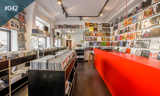 The world's best record shops #042: Music Mania, Ghent