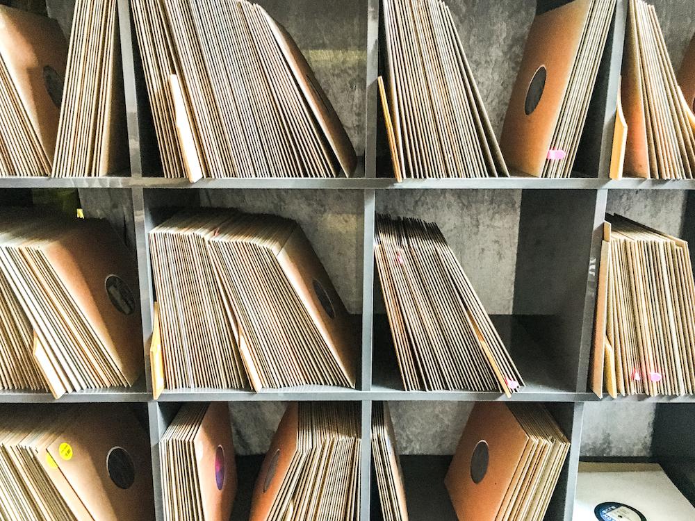 Berlin S 8 Best Secret Record Shops