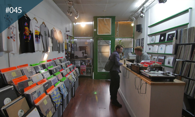 The world's best record shops #045: Idle Hands, Bristol