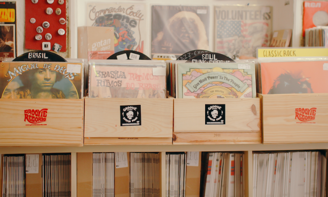 The definitive guide to Lisbon's best record shops