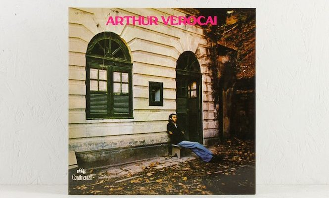 Arthur Verocai's self-titled debut album reissued on vinyl
