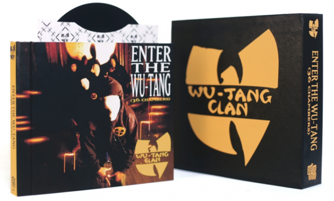 <em>Enter the Wu-Tang (36 Chambers)</em> gets deluxe 7&#8243; casebook reissue