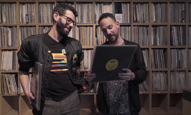 The Record Sweep: Watch Soul Clap try and spend £100 on vinyl in just 10 minutes