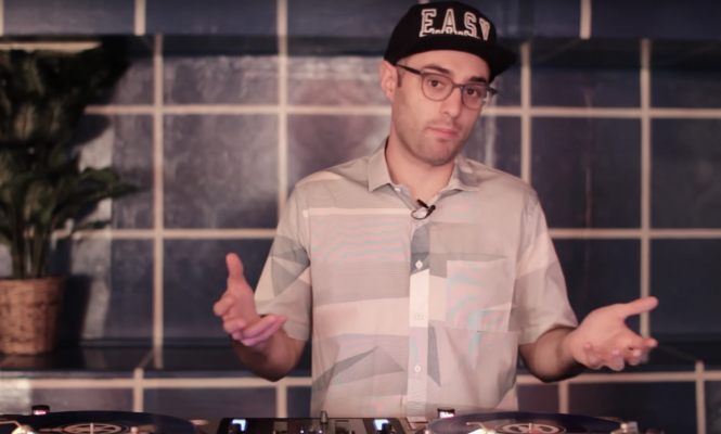 The Specialist: Watch DJ Shiftee's turntablism tutorial