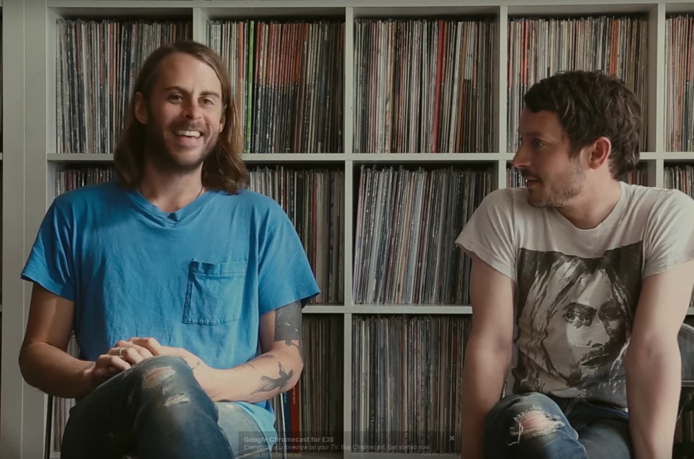 Go inside Elijah Wood and Zach Cowie's record room in our ...
