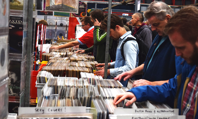 Berlin's biggest record fair returns this weekend