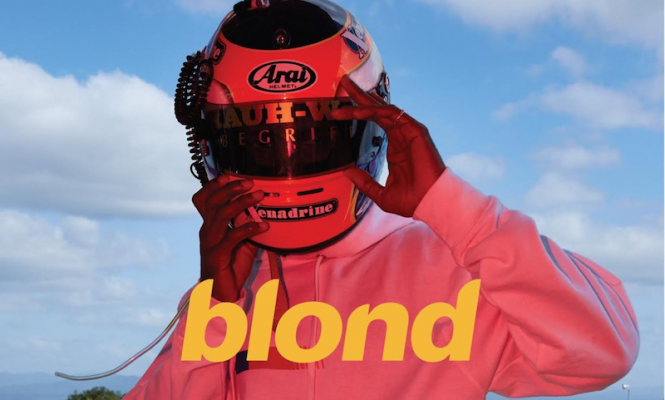 Frank Ocean is selling <em>Blond</em> on vinyl for Black Friday