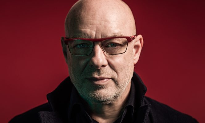 Brian Eno to release new ambient album <em>Reflection</em> on double vinyl