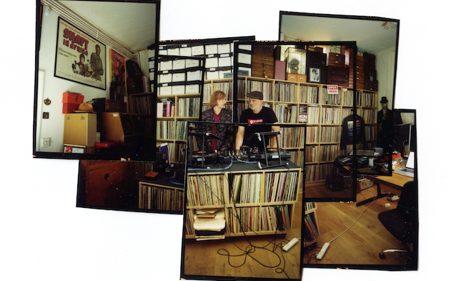 Coldcut and On-U Sound team up for limited 7″ release