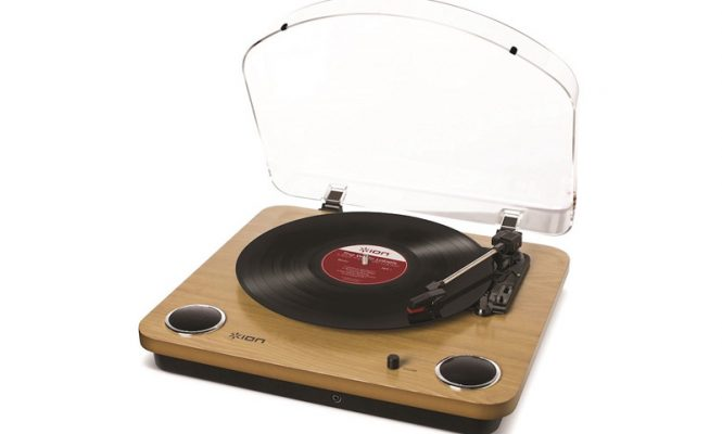Amazon is selling half-price turntables on Black Friday