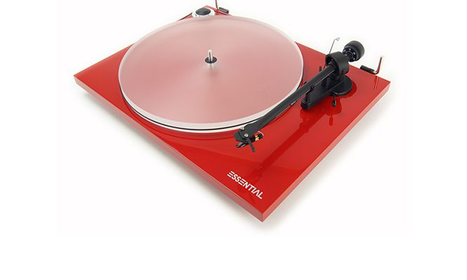 Turntable Review: Pro-Ject Essential III