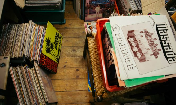 The vinyl reissues we actually want this Black Friday