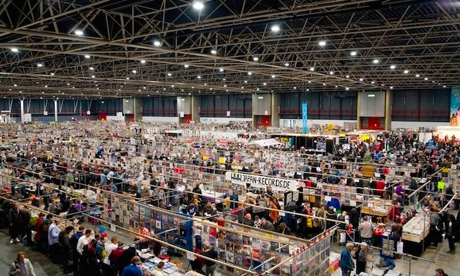 World's biggest record fair kicks off this weekend