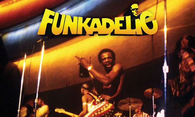 Rare Funkadelic live album gets first ever vinyl release