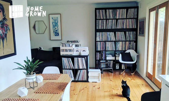 "Home Grown: ""My records are the soundtrack to my life"""
