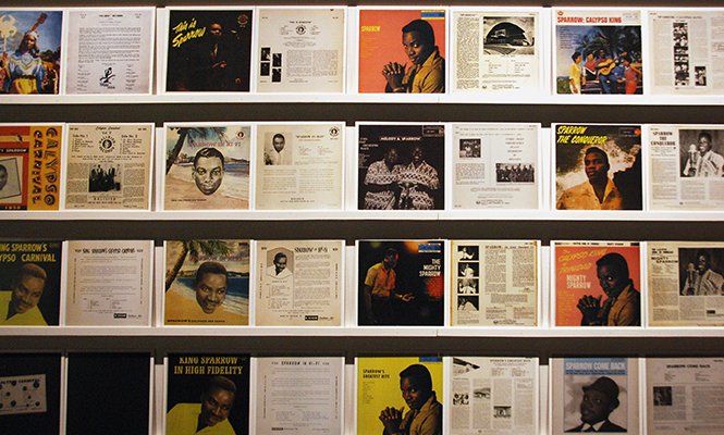 Legendary calypso singer Mighty Sparrow celebrated in new exhibition at ICA