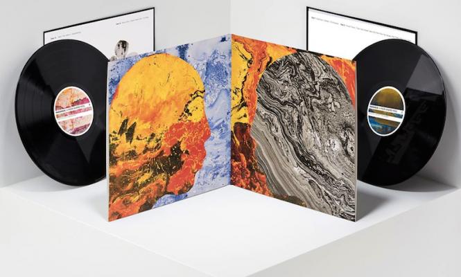 """Vinyl is like clothing for music,"" says Radiohead bassist"