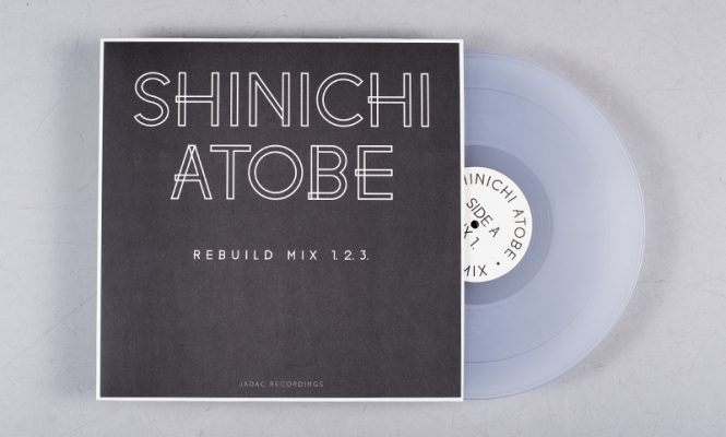 Shinichi Atobe multiplies his sound on limited vinyl with <em>Rebuild Mix 1.2.3.</em>