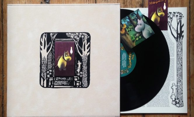 Finders Keepers prepares limited edition Moomins vinyl releases