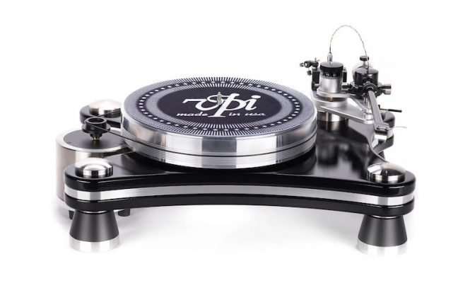 VPI unveils seductive new Prime Signature turntable