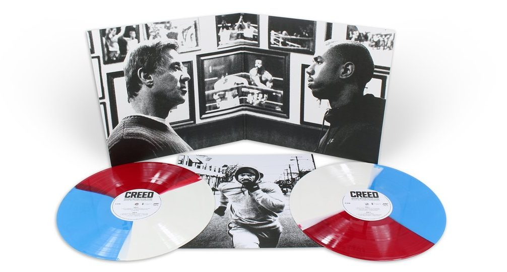 mondo to release creed soundtrack on tri colour vinyl. Black Bedroom Furniture Sets. Home Design Ideas