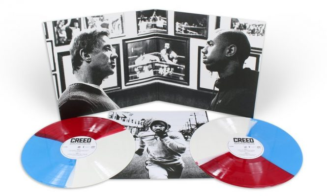 Mondo to release <em>Creed</em> soundtrack on tri-colour vinyl