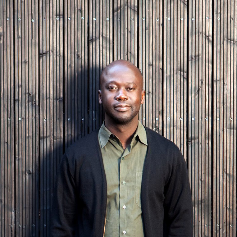 David Adjaye Portait