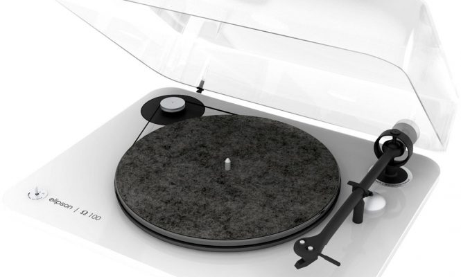Turntable Review: Elipson Omega 100