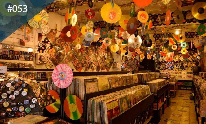 The world's best record shops #053: Eureka Records, Buenos Aires