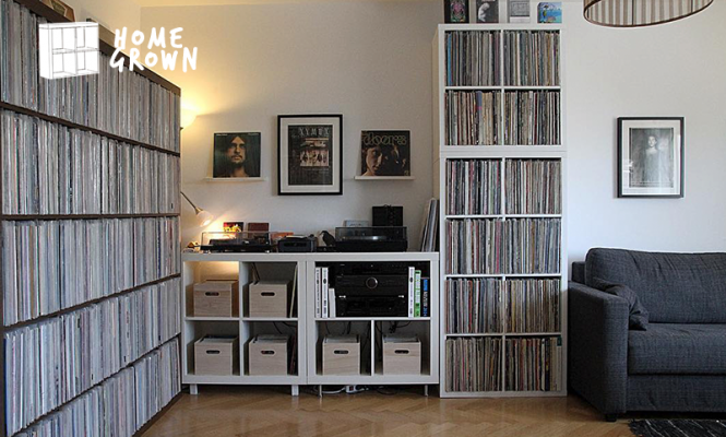 Home Grown: The chameleonic collector with a clean-cut Swedish set-up