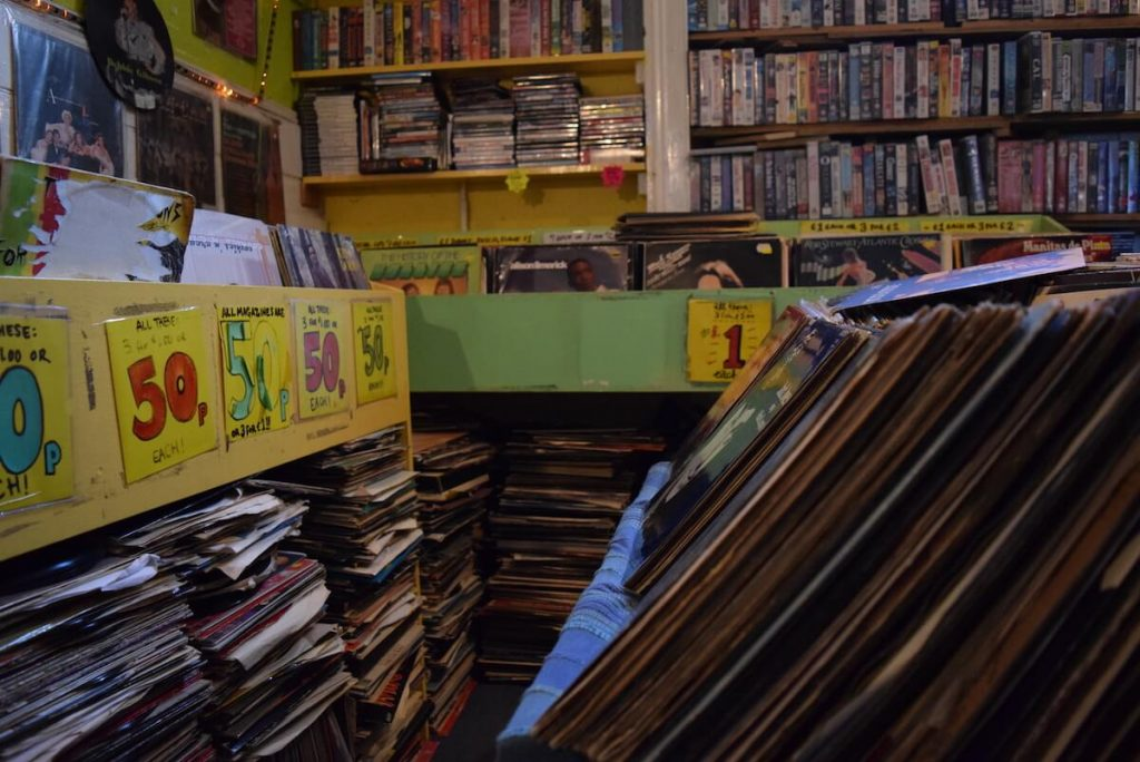 London S Much Loved Lucky Seven Record Shop Set To Close