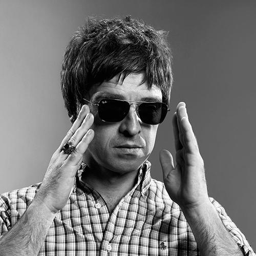 Noel Gallagher Portait