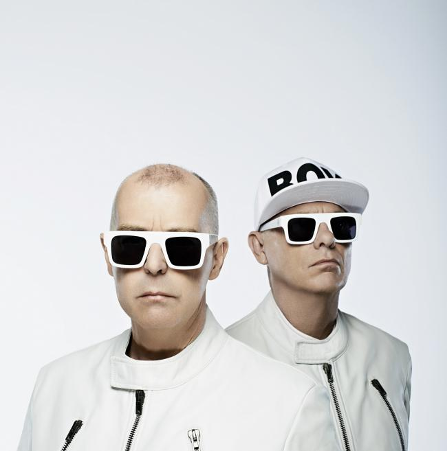 Pet Shop Boys Portait