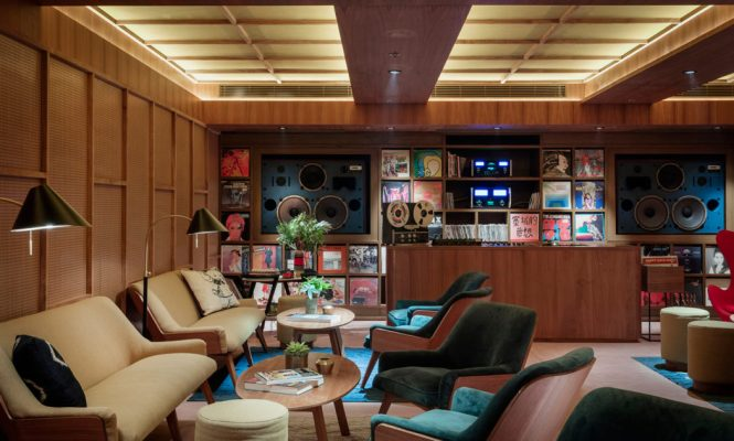 Coffee & Vinyl: 10 record shop cafés that serve both your addictions