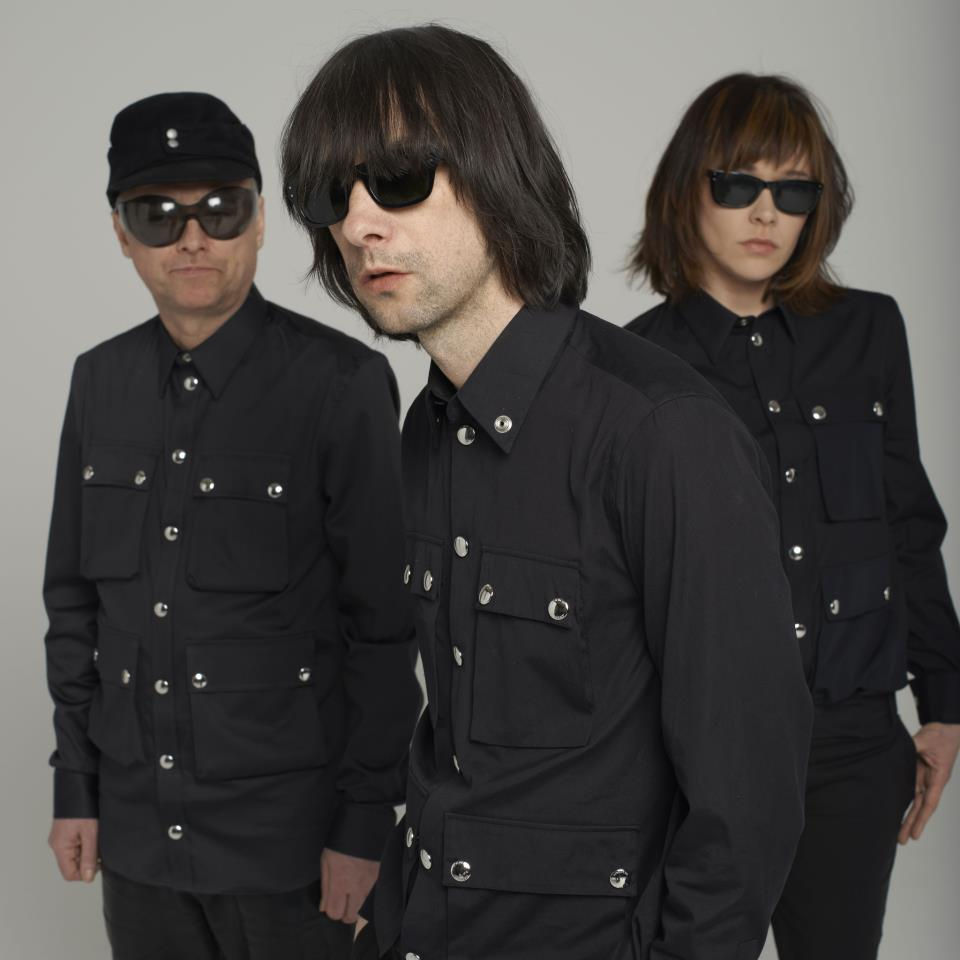 Primal Scream Portait