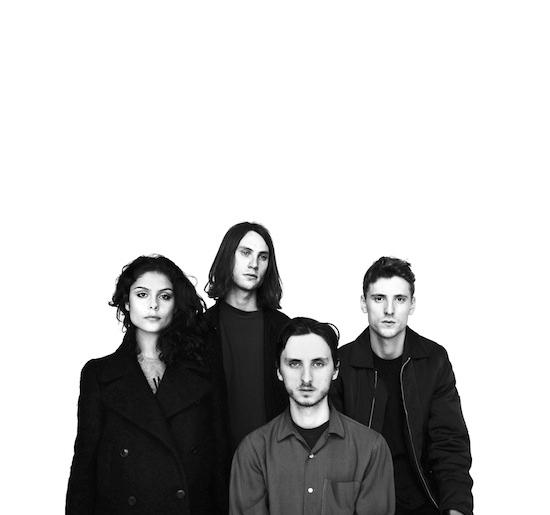 These New Puritans Portait
