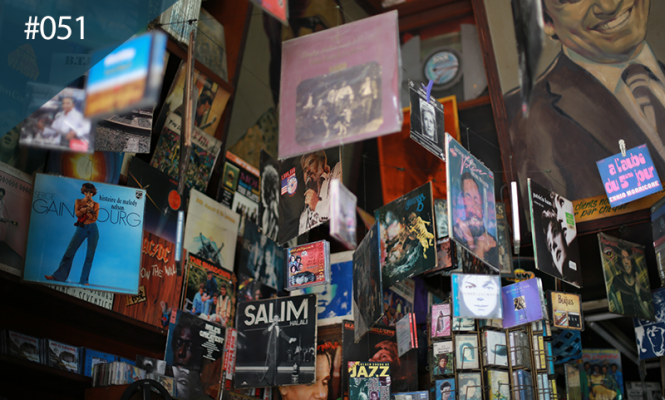 The world's best record shops #051: Disques Gam, Casablanca