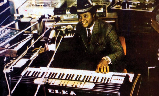 Nigerian synth trailbazer William Onyeabor has died